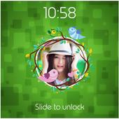 Green Lock Screen icon