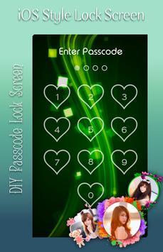Green Lock Screen poster