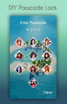 Island Lock Screen screenshot 2