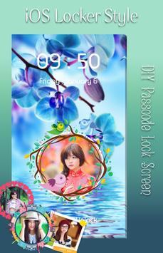 Orchid Lock Screen screenshot 1