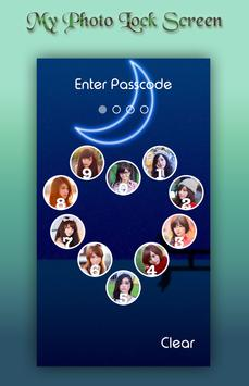 Moon Lock Screen screenshot 3