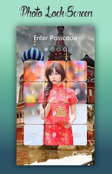 Moscow Lock Screen screenshot 4