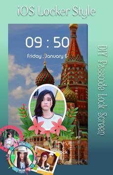 Moscow Lock Screen screenshot 1