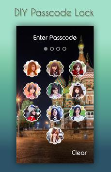Moscow Lock Screen screenshot 2