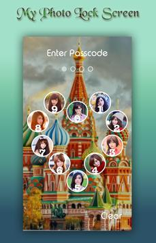 Moscow Lock Screen screenshot 3