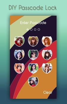 Material Lock Screen screenshot 2