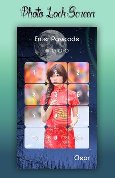 Nature Space Lock Screen apk screenshot