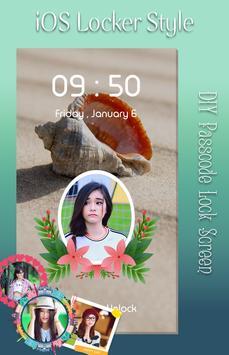 Sea Shell Lock Screen screenshot 1