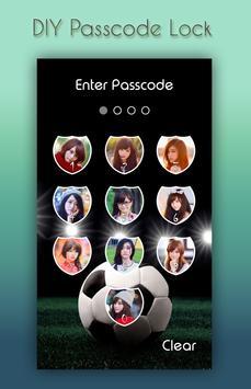 Sports Lock Screen screenshot 2