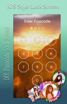 Sunrise Lock Screen poster