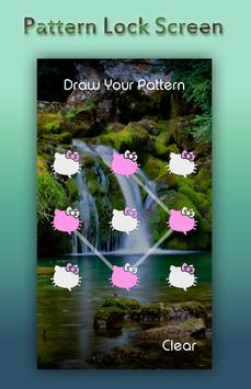 Waterfall Lock Screen screenshot 6
