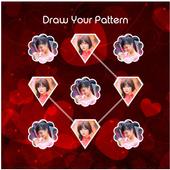 Valentine Lock Screen icon