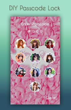 Valentine Lock Screen screenshot 2
