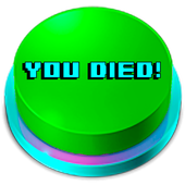 Minecraft Dead Song Button icon