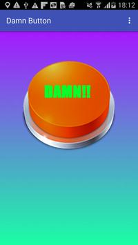 Damn Button poster