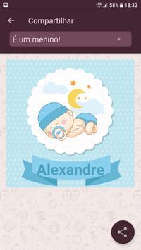 Nomes para Bebê apk screenshot