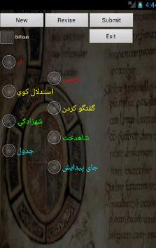 Pashto Persian Dictionary screenshot 2