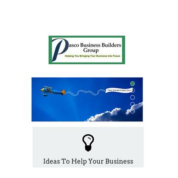 Pasco Business Builders Group poster