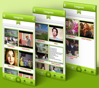 Pashto Videos & Music apk screenshot