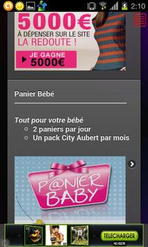 Jeux Concours Mobile screenshot 2