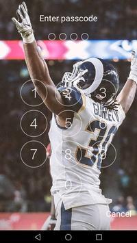 Passcode for Los Angeles Rams screenshot 6
