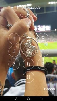 Lock Screen for SC Corinthians 2018 screenshot 6