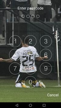 Lock Screen for SC Corinthians 2018 screenshot 1