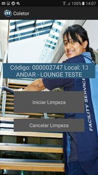 Checklist Limpeza ISS screenshot 2