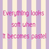 Soft Pastel icon