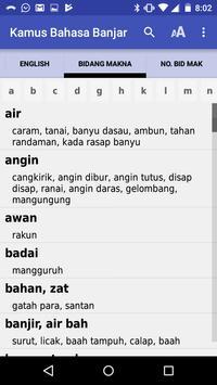 Kamus Bahasa Banjar screenshot 2