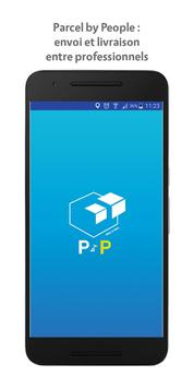 PbyP - Parcel by People poster