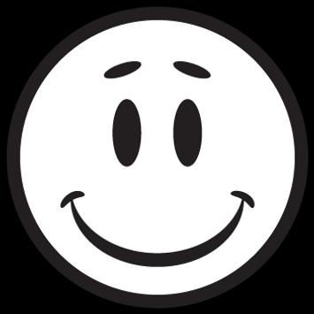 Siyah-Beyaz Gülücükler poster