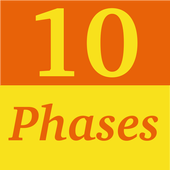 10 Phases card game icon
