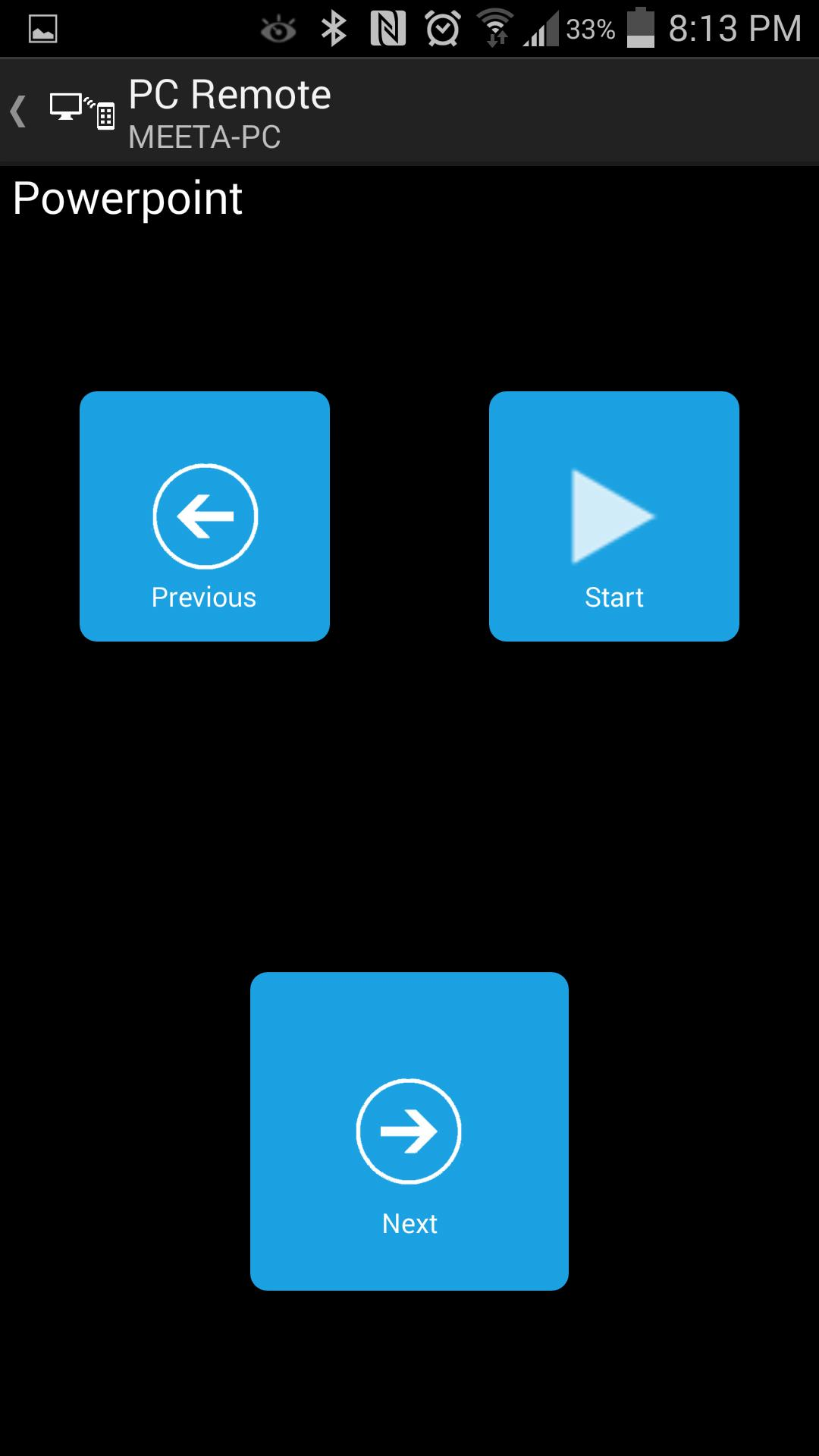 PC Remote (Beta) for Android - APK Download