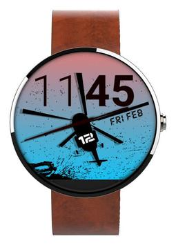 Watch face-Get to da choppa! poster