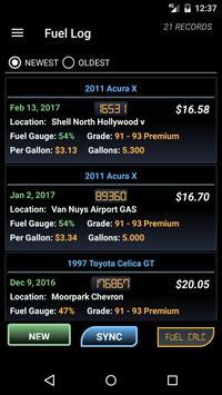 Vehicle Ledger Pro screenshot 1