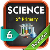 Science Revision Sixth Primary T1 icon
