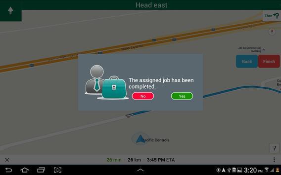 Smart Dispatcher apk screenshot