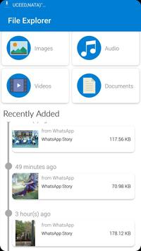 Oppo File Manager screenshot 1