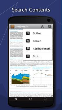 Lector de PDF captura de pantalla de la apk