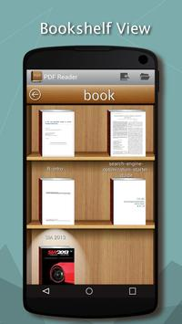 Lector de PDF Poster