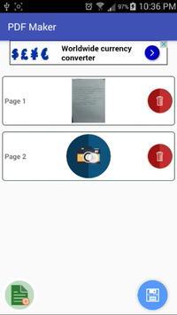 PDF Maker screenshot 3