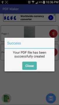 PDF Maker screenshot 6