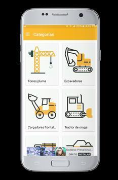 Maquinaria Pesada Perú screenshot 2