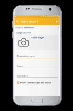 Maquinaria Pesada Perú screenshot 5