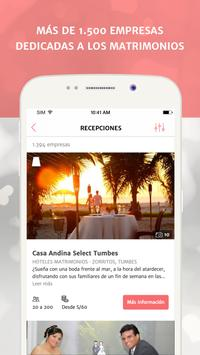 Matrimonio.com.pe apk screenshot