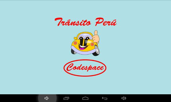 Transito Perú screenshot 10