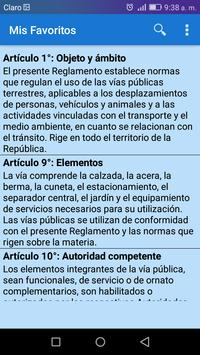 Transito Perú screenshot 4
