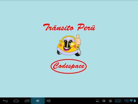 Transito Perú screenshot 8