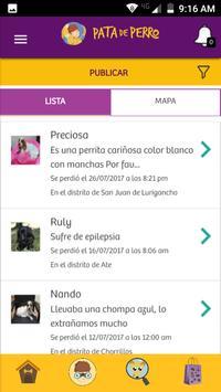 Pata De Perro apk screenshot